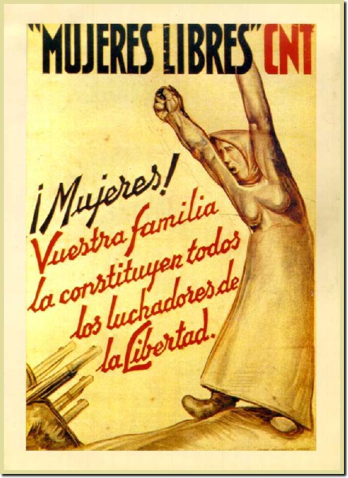 chant anarchiste espagnol